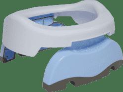 POTETTE PLUS 2v1 Cestovný nočník / Redukcia na WC – biela / modrá