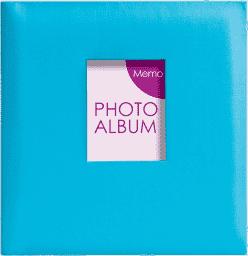 FOTOALBUM niebieski FESTIVAL na 200 fotografii 10 x 15 cm
