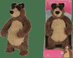 SIMBA Máša a medvěd Medvěd plyšový 35cm stojící