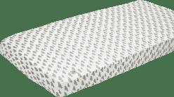 LODGER Plachta Slumber Cotton do postieľky 40x80cm - Grey