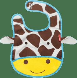 SKIP HOP Zoo Podbradník - Žirafa