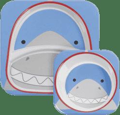 SKIP HOP Zoo Jedálenský set - Žralok