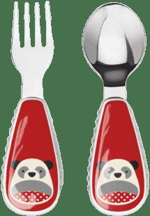 SKIP HOP Zoo lžička+vidlička - Panda