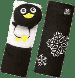 BENBAT Chrániče na bezp. pás 1-4 roky - tučňák, 2 ks