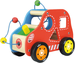 VILAC Drewniany samochód