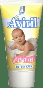 AVIRIL detský krém 50ml - proti zapareninám