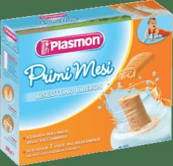 PLASMON Sušienky Primi mesi Biberon 450g