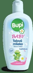 BUPI Detské telové mlieko 200ml