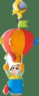 YOOKIDOO Zvoniaci balón