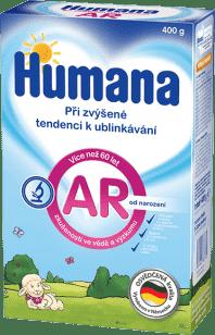HUMANA AR - výživa při ublinkávání kojenců (400g)