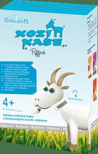 Kozí kaše rýžová (225 g)