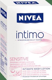 NIVEA Emulzia pre intímnu hygienu Sensitive (250ml)
