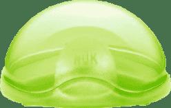 NUK Zelený ochranný box na cumlík