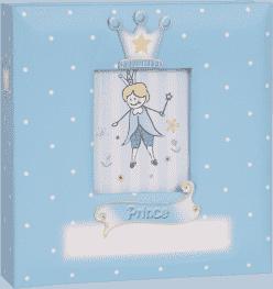 FOTOALBUM Prince & Princess 10x15cm (200 fotografií) – modrý