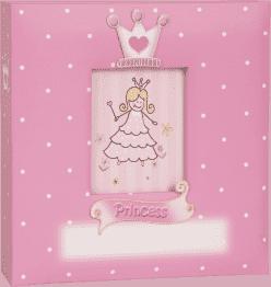 FOTOALBUM Prince & Princess 10x15cm (200 fotografií) – ružový