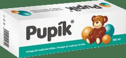 PUPIK Emulgel na wzdęcia dla dzieci 100 ml