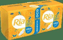 RIA Ultra Silk Normal Plus Duopack - 2 x 10 szt.