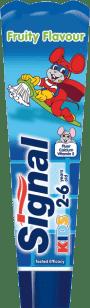 Signal dětská zubní pasta Fruity 50ml (2 - 6 let)
