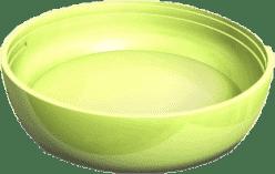 iiamo more zelený měnitelný dolní uzávěr pro lahev iiamo go a home