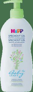 HIPP Babysanft Detský sprchový gel 400ml
