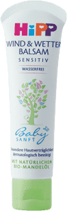 HIPP Babysanft Krem ochronny na wiatr i niepogodę dla dzieci 30ml