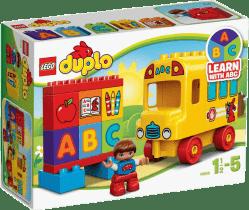 LEGO® DUPLO® Mój pierwszy autobus
