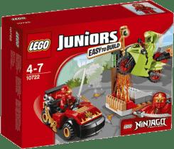 LEGO® Juniors Finální hadí souboj