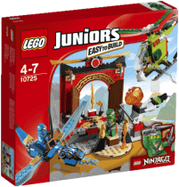 LEGO® Juniors Ztracený chrám