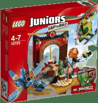 LEGO® Juniors Stratený chrám