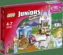 LEGO® Juniors Popelčin kočár