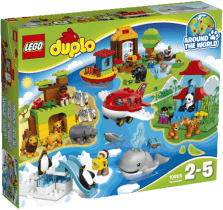 LEGO® DUPLO® Town Cesta kolem světa