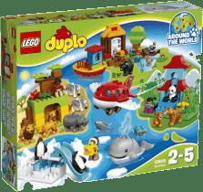 LEGO® DUPLO® Town Cesta okolo sveta