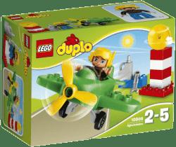 LEGO® DUPLO® Town Mały samolot