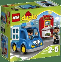 LEGO® DUPLO® Town Policejní hlídka