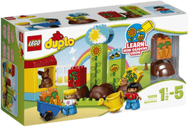 LEGO® DUPLO® Toddler Moje prvé záhradka