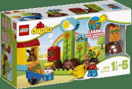 LEGO® DUPLO® Toddler Mój pierwszy ogród