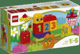 LEGO® DUPLO® Toddler Moje první housenka