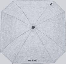 ABC DESIGN Parasolka przeciwsłoneczna Sunny – grephite grey