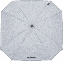 ABC DESIGN Slnečník Sunny - grephite grey