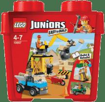 LEGO® Juniors Plac budowy