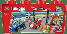 LEGO® Juniors Závodní rallye