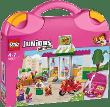 LEGO® JUNIORS Supermarket v kufríku