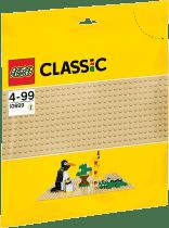 LEGO® Classic Piesková podložka na stavanie