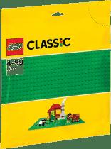 LEGO® Classic Zelená podložka na stavění