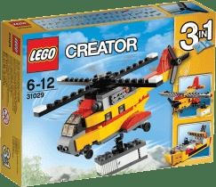 LEGO® Creator Nákladní helikoptéra