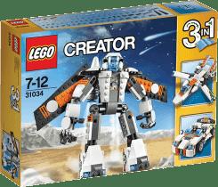 LEGO® CREATOR Letci budúcnosti