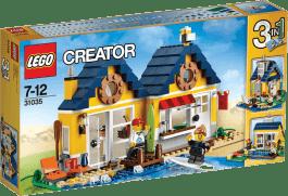LEGO® CREATOR Plážová chyža