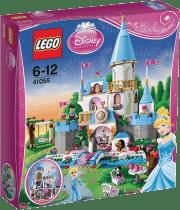 LEGO® Disney Princezny™ Popelčin romantický zámek