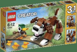 LEGO® Creator Zvířátka z parku