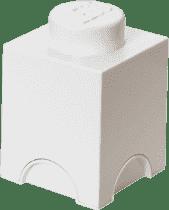 LEGO® Box do przechowywania rozmiar 1 biały